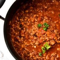 Fill Your Freezer Sneaky Spaghetti Sauce