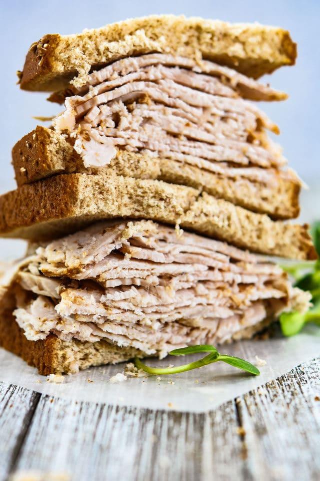 Instant Pot DIY Sandwich Meat Tall
