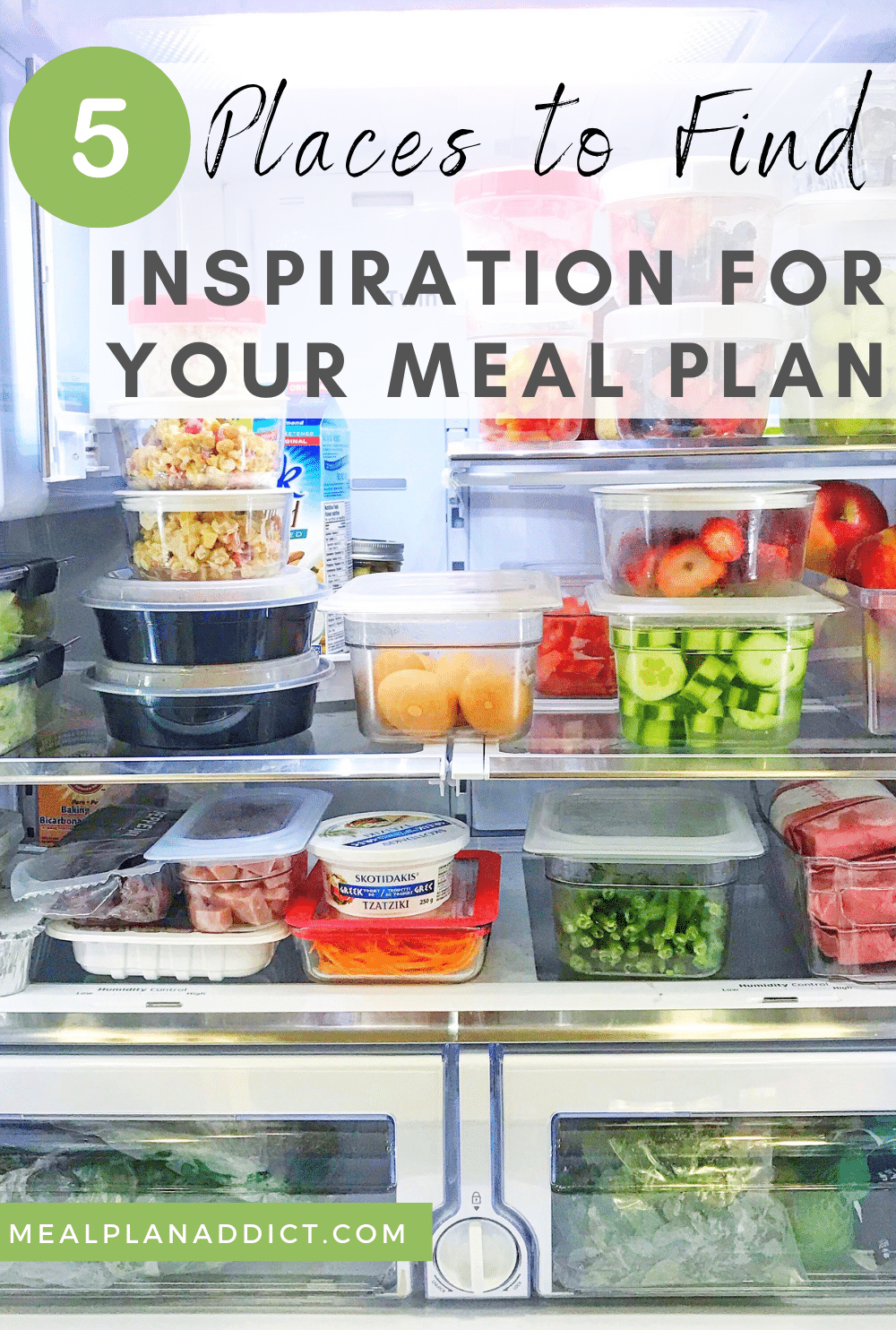 5 Places to Find Inspiration for Your Meal Plan