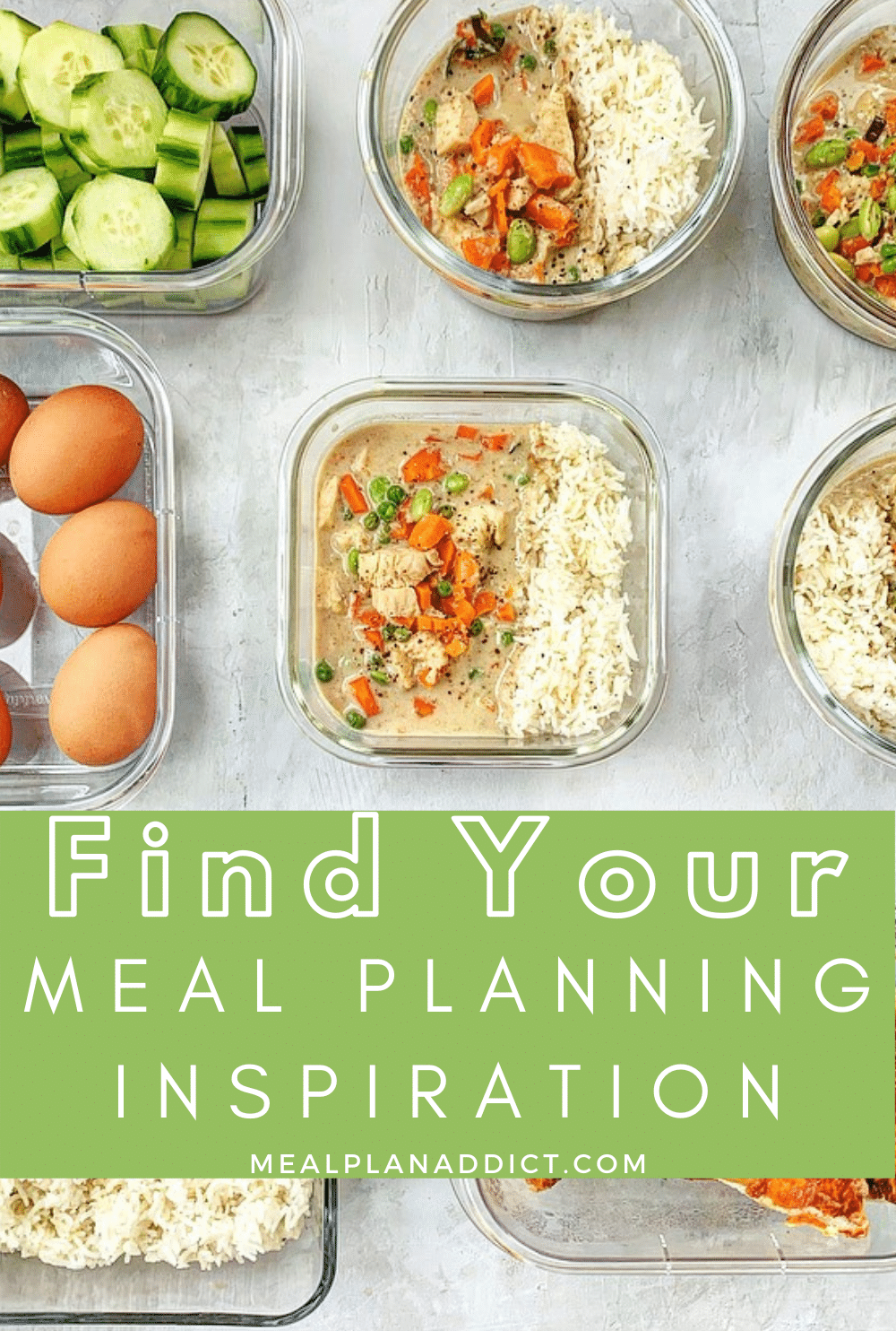 Find Your Meal Planning Inspiration