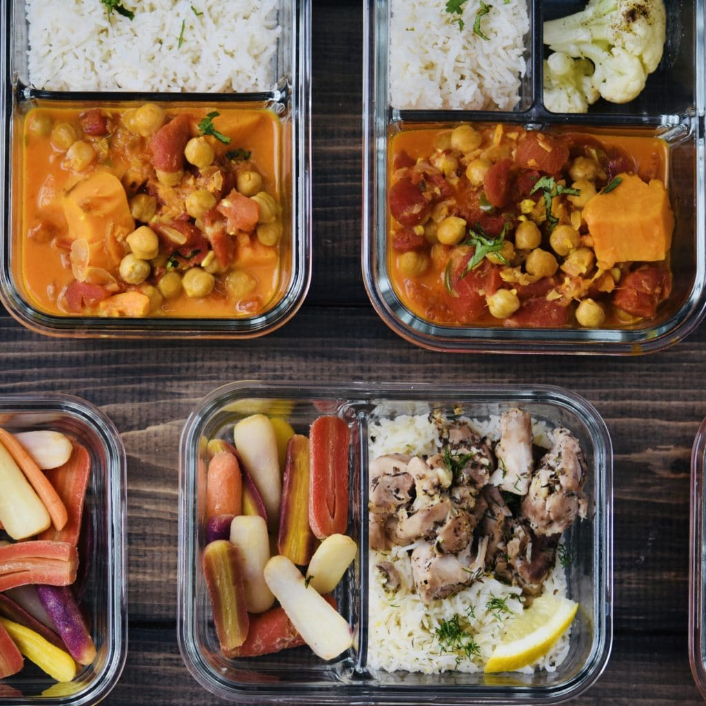4 EASY Instant Pot Recipes for FREEZER Grab and Go Lunch Prep {plus tips and tricks}