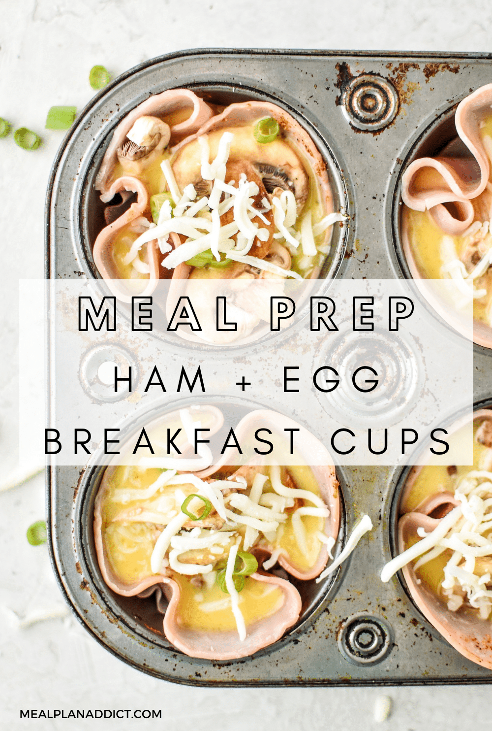 Breakfast cup pin for Pinterest