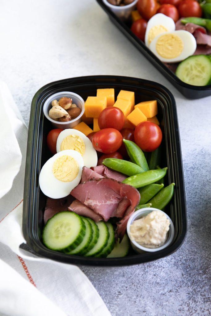 No Microwave-Meal-Prep-Snack-Trays