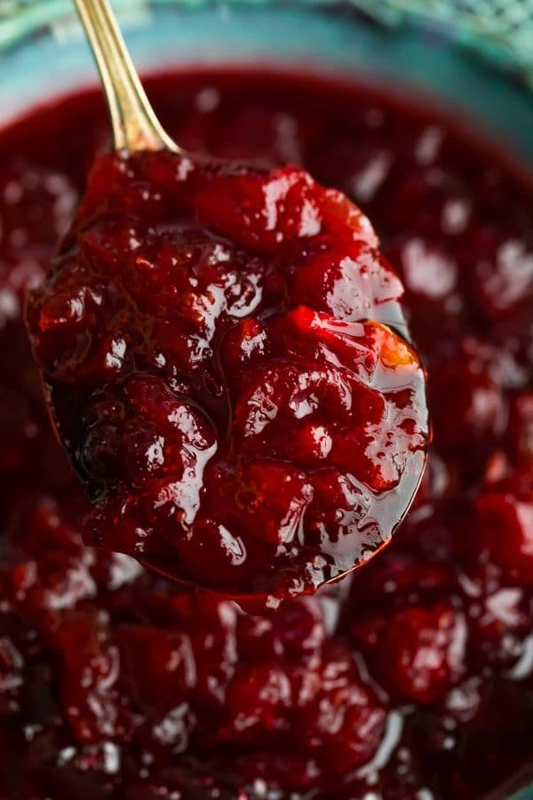 10 ways to use your instant pot this holiday season cranberry sauce