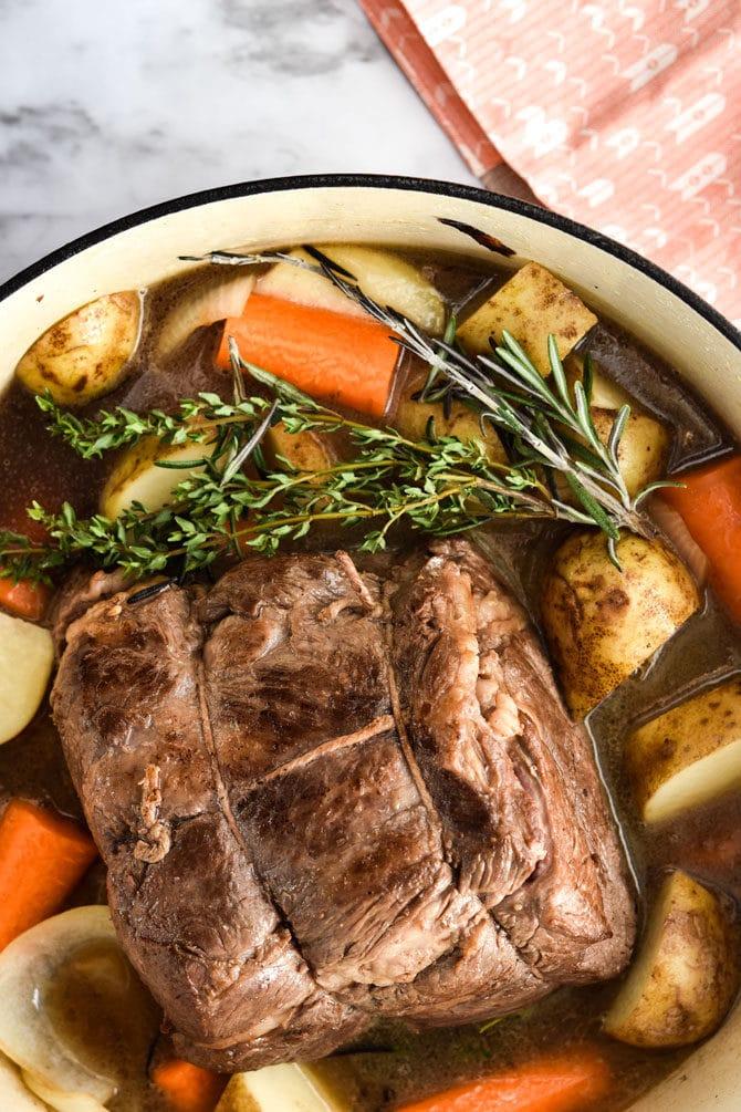 Perfect Sunday Roast 1