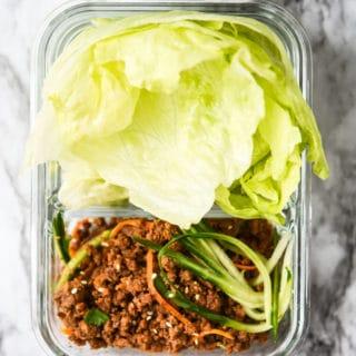 Gochujang Beef Lettuce Cups4