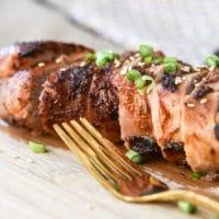 Spicy Maple Ginger Pork Tenderloin-6