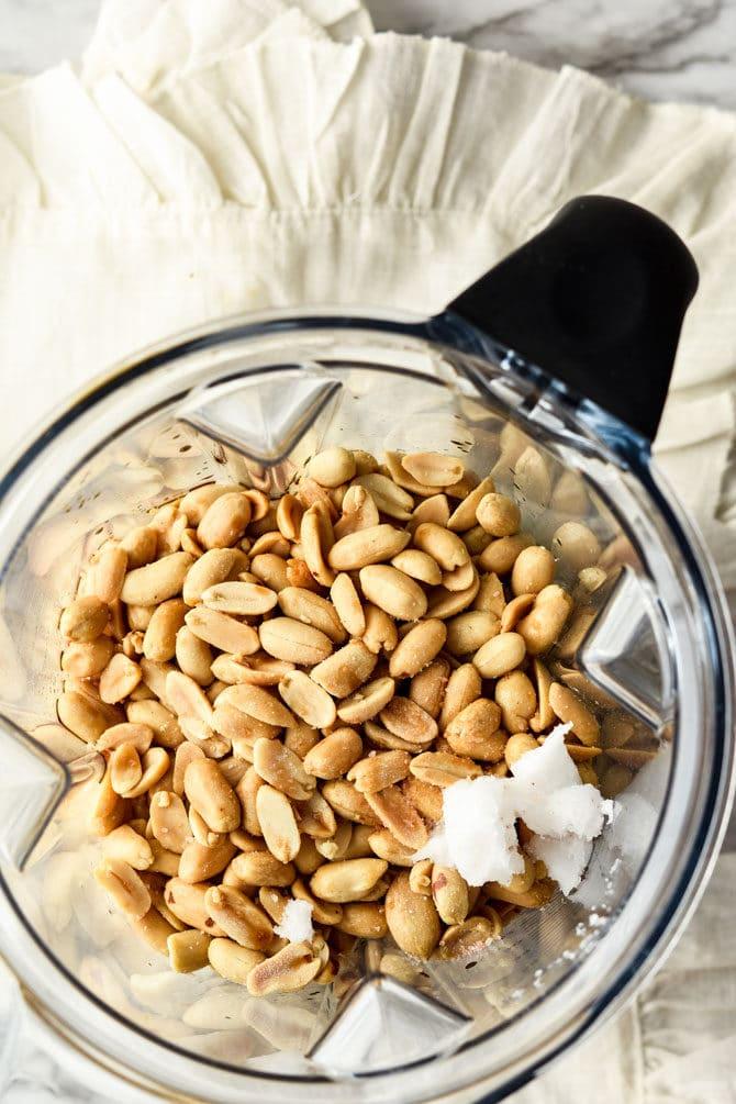 Vanilla Chia Seed Peanut Butter