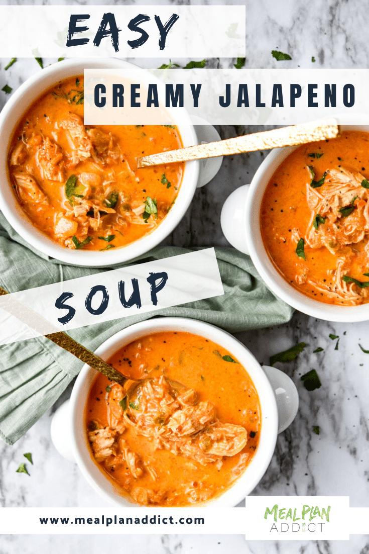 easy creamy jalapeno soup