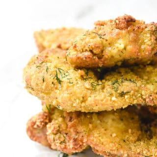 Crispy-Air-Fryer-Dill-Pickle-Chicken-7