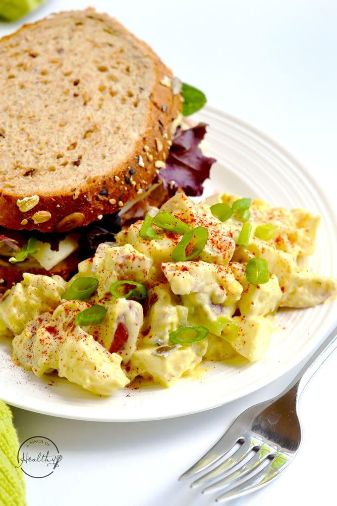 Classic Potato Salad (with Instant Pot hack)
