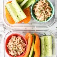Low Carb Chipotle Tuna Snack Box-5