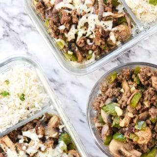 Philly Cheesesteak Meal Prep-2