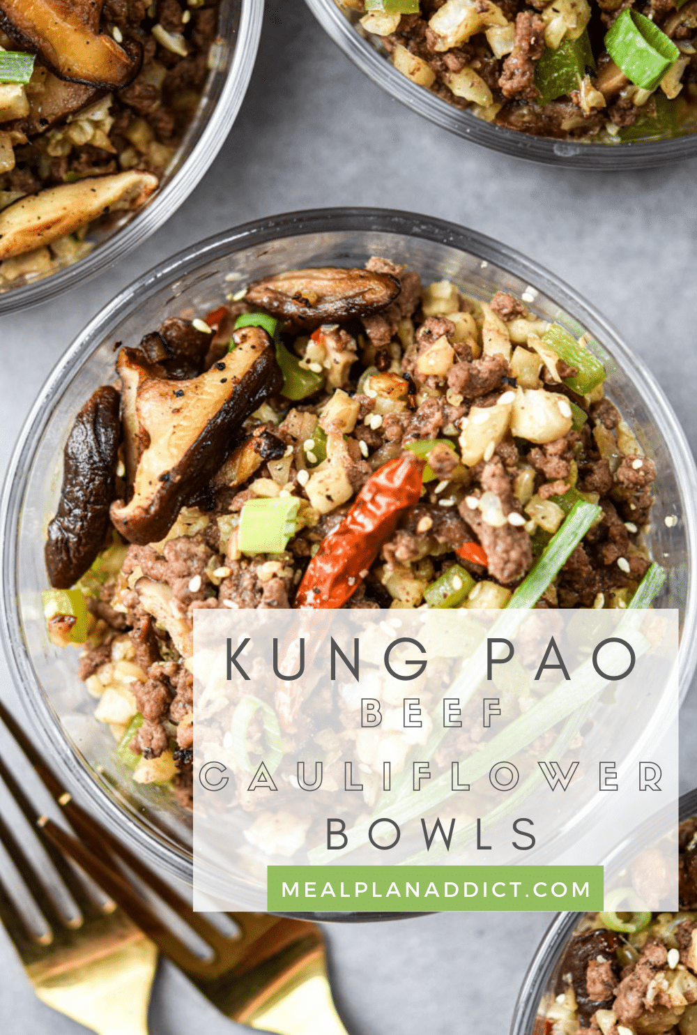 Kung Pao pin for Pinterest