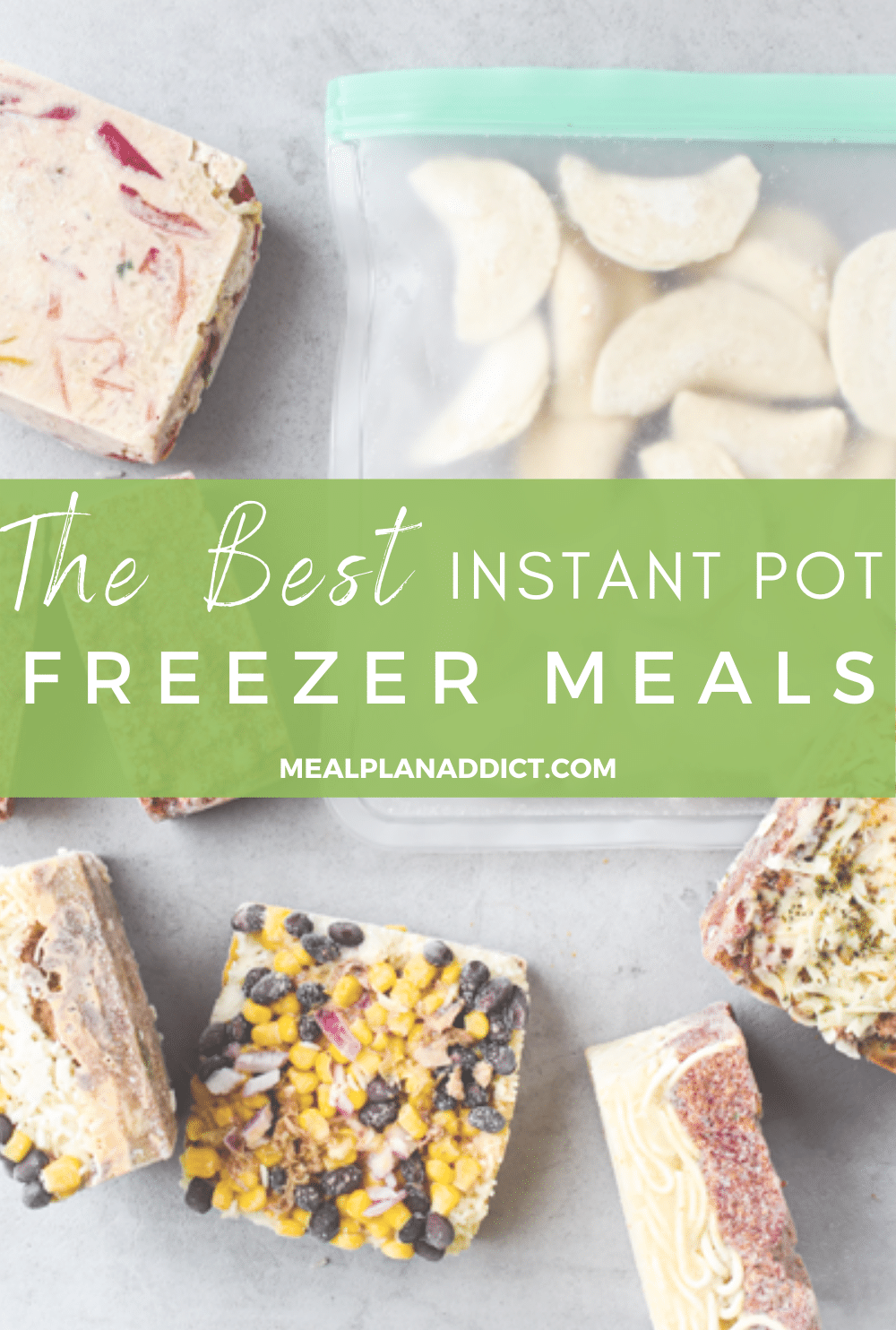 The Best Instant Pot Freezer Meal Recipes | Meal Plan Addict