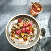 Breakfast Quinoa - Instant Pot Recipes