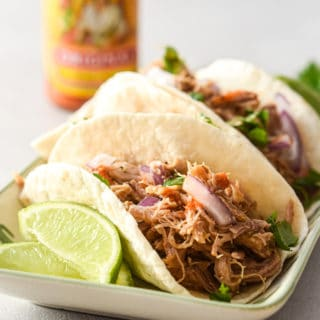 Instant Pot Carnitas Hero Shot