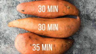 PERFECT Instant Pot Sweet Potatoes (every time!)