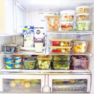 meal plan addict fridge