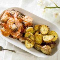 Rosemary Roasted Potatoes   Air Fryer Recipe