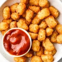 How to Cook Frozen Tater Tots in an Air Fryer