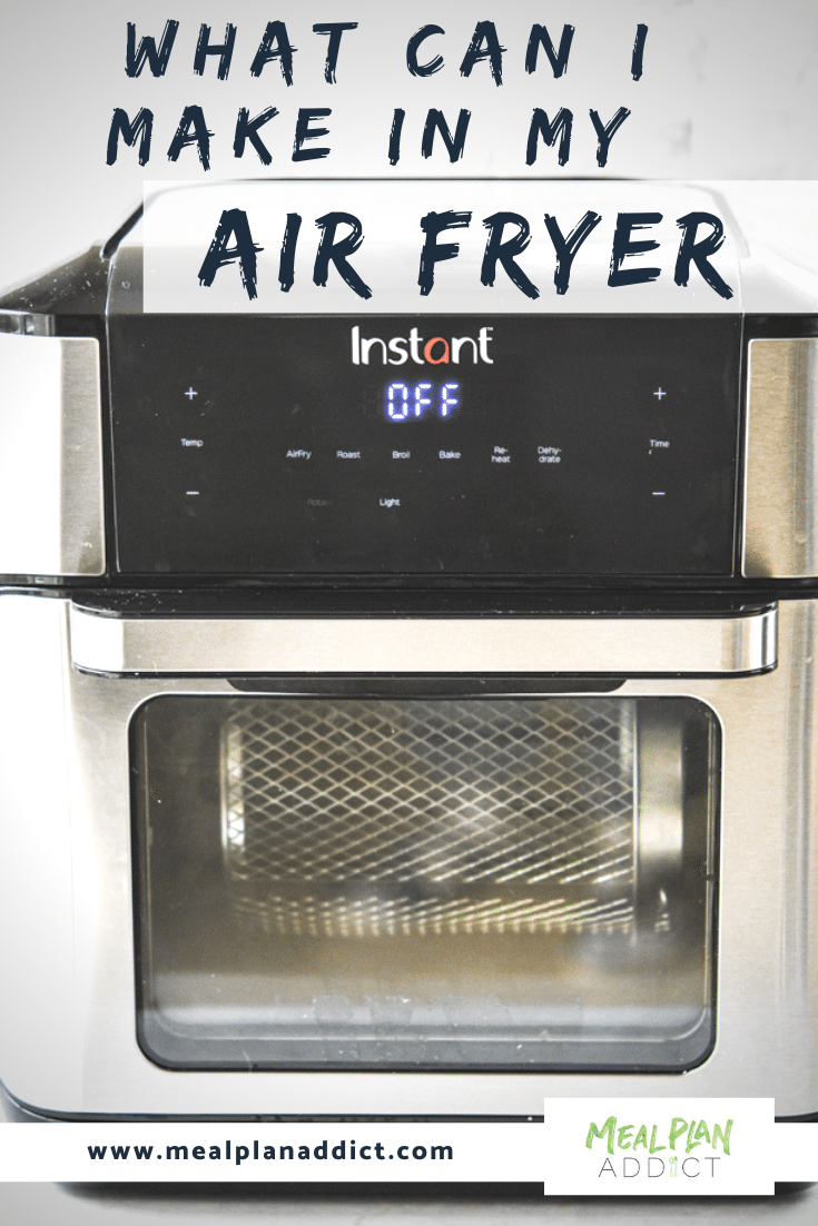 what can I make in my air fryer