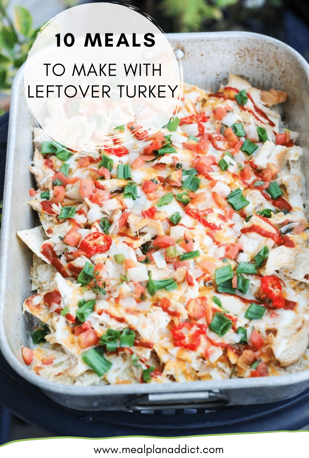 10 Meals to make with leftover turkey