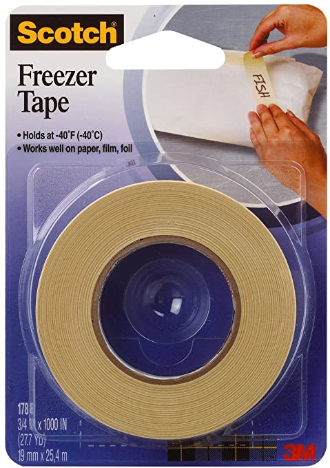 Freezer Tape (for labeling)
