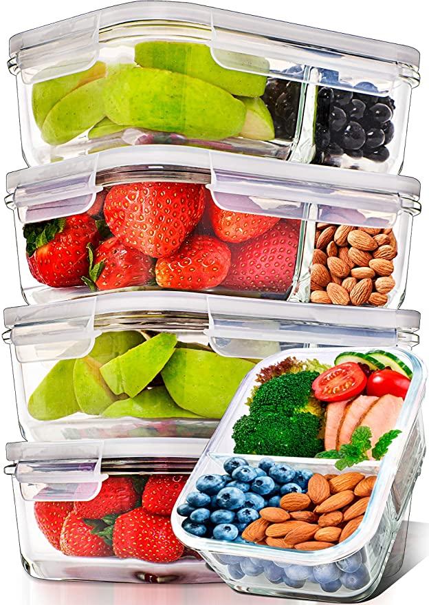 Prep Naturals 2 compartment