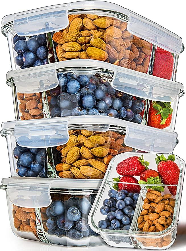 Prep Naturals 3 compartment