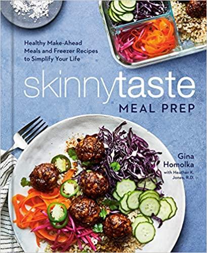 Skinny Taste Meal Prep