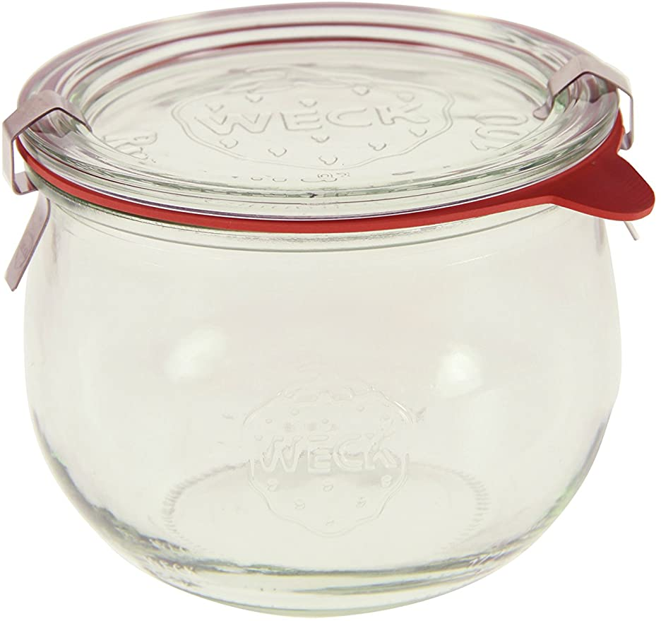 Weck Tulip Jar