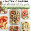 Camping ebook cover